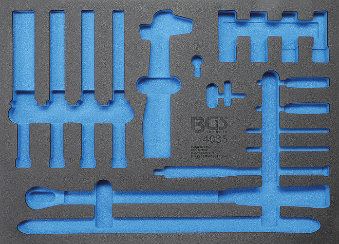 Module Servante D Atelier 3 3 Vide Pour Bgs 4035 Bgs 4035 1